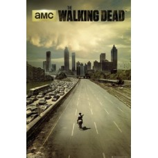 Walking Dead City Maxi Poster