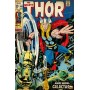 Thor Comic Cover Superhero Maxi Poster