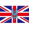 Special Air Service SAS Who Dares Wins Union Jack Flag