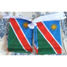 Namibia 9 metre Bunting (32 flags)