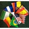 World Cup Brazil 2014 Bunting (32 flags)