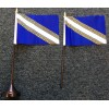 French Champagne Desk Top Flag