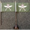 Royal Gurkha Rifles table/desk top flag