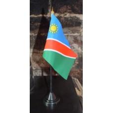 Namibia table/desk top flag