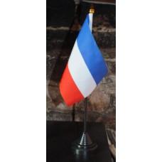 Yugoslav (Tricolour)  table/desk top flag