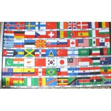 70 International Countries Flag