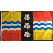 Bedfordshire New Flag