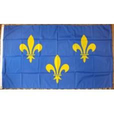 France Royal Flag