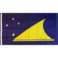 Tokelau Island New Zealand Flag