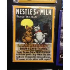 Nestle's Alley Cats Fridge Magnet