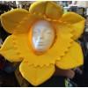 Welsh Daffodil Flower Hat