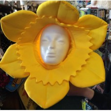 Welsh Daffodil Flower Hat