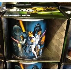 Star Wars A New Hope Coffee Mug
