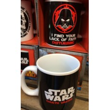 Star Wars Darth Vader Faith Coffee Mug
