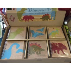 Dinosaur Mini Notebook
