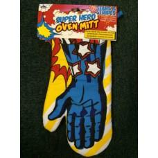 Superhero Oven Glove