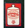 McDougall Flour Retro Postcard