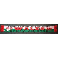 Welsh Pride Supporters Scarf