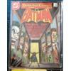 Batman A3 Metal Enemies Corridor Sign
