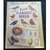 British Garden Birds Large Metal Advert Sign