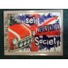 Mini Self Preservation Society Italian Job A3 Metal Sign