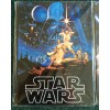 Star Wars A3 Metal Sign A New Hope