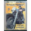 Chopper 'Something for the Weekend' Large Metal Sign