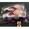Czech Republic Football Boot Sloffie Slippers Size 11-13