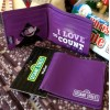 Sesame Street The Count Wallet