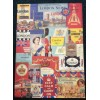 Retro London Wrapping Paper (& Poster)