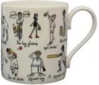 McLaggen Smith Mugs