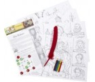 Colouring & Activity