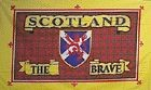 Scotland the Brave!