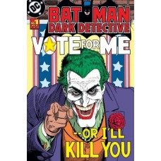 Batman Joker Vote For Me Comic Cover Maxi Poster