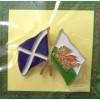 Scottish Welsh Friendship Badge