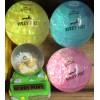 Burry Port Shimmering Neon Bouncy Ball