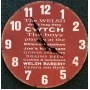 Welsh Cwtch Slogans Clock