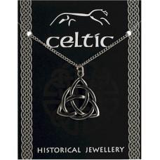 Celtic Triquetra Knotwork Pendant
