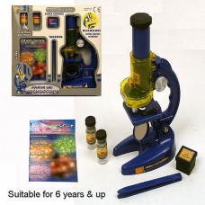 Microscope Boxed Set with accessories