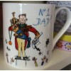 Quentin Blake No 1 Dad ( Father's Day or Birthday ) Coffee Mug