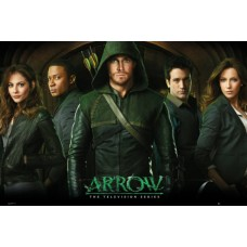 Arrow TV Series Maxi Poster