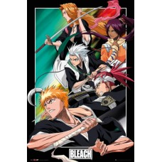 Bleach Anime Maxi Poster