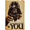 Star Wars Darth Vader Your Empire Needs You Maxi Poster