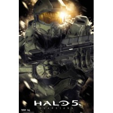 Halo 5 Gaming Maxi Poster
