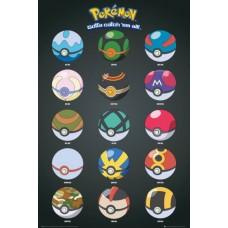 Pokemon Maxi Poster