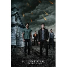 Supernatural TV Series Maxi Poster