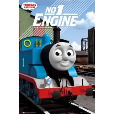Thomas the Tank Maxi Poster