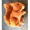 Red Squirrel 17cm Cuddly Toy